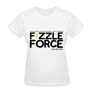 Fizzle Force 2 Black - Women's T-Shirt