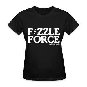 Fizzle Force 1 White - Women's T-Shirt
