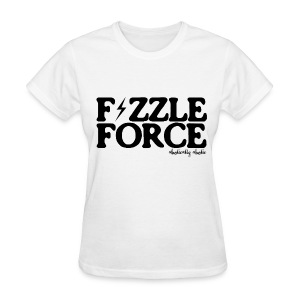 Fizzle Force 1 Black - Women's T-Shirt
