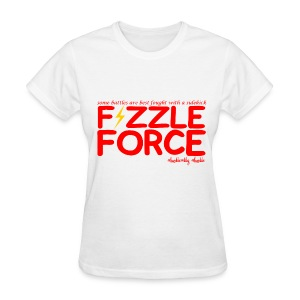Fizzle Force 2 Red - Women's T-Shirt