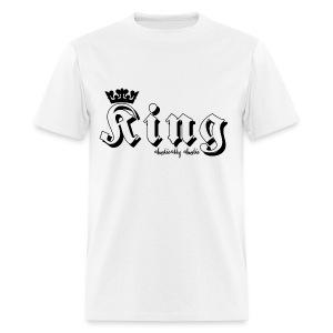 King Black - Men's T-Shirt