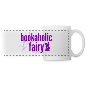 Bookaholic Fairy Mug - Panoramic Mug