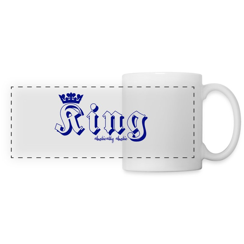 King Mug - Panoramic Mug