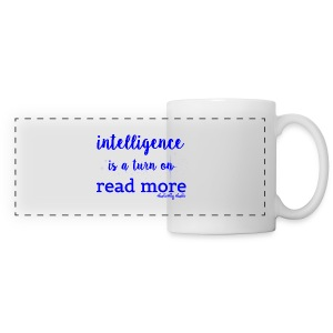 Intelligence Mug - Panoramic Mug