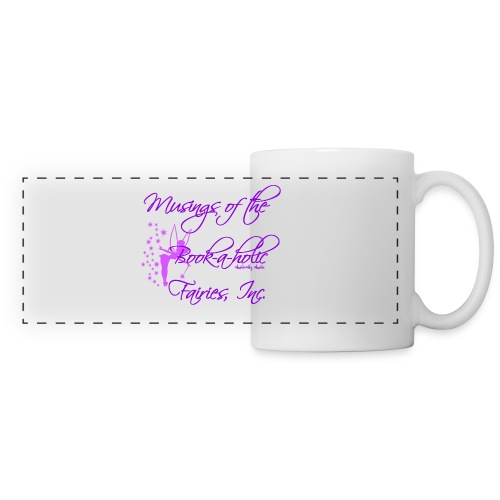 Musings of the Book-a-holic fairies, Inc Mug - Panoramic Mug
