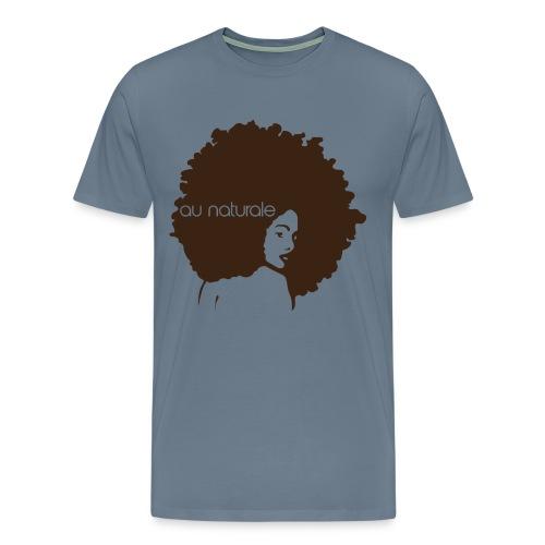 Au Naturale - Men's Premium T-Shirt