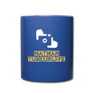 Nathan TubeUrlife cup - Full Color Mug