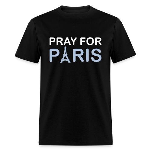 Pray For Paris - Men's T-Shirt