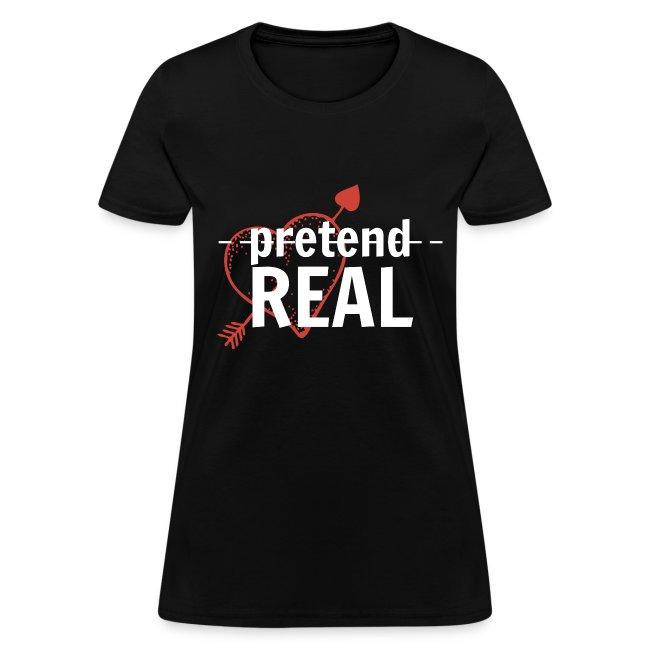 Pretend/Real White