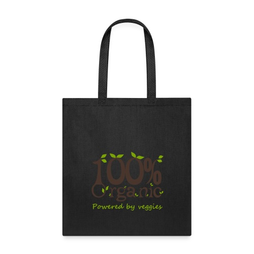 100% organic produced bag - Tote Bag