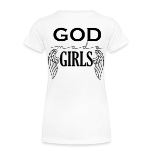 God Made Girls - Women's Premium T-Shirt