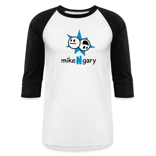 mikeNgary Logo - Baseball T-Shirt