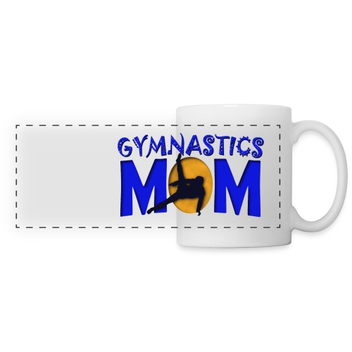 Gymnastics Mom Mug - Panoramic Mug
