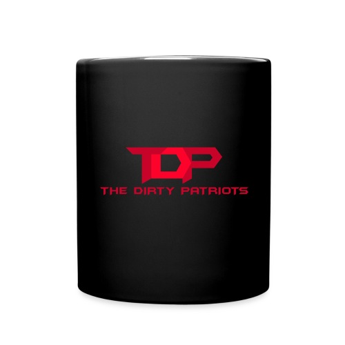 The Dirty Patriots Black Coffee Cup - Full Color Mug