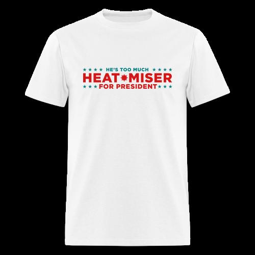 Vote for Heat Miser - Men's T-Shirt