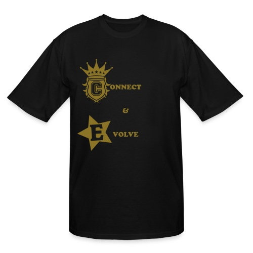 CONNECT & EVOLVE - Men's Tall T-Shirt