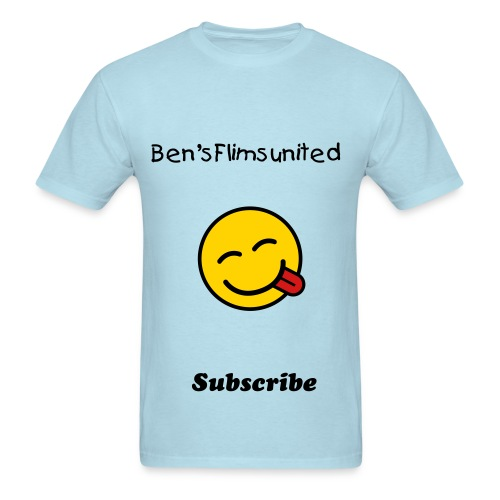 Ben'sFlimsUnited - Men's T-Shirt