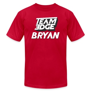 Team Bryan - Team Edge T - Men's T-Shirt by American Apparel