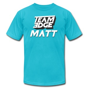 Team Matt - Team Edge T - Men's T-Shirt by American Apparel