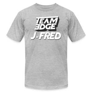 Team J-Fred - Team Edge T - Men's T-Shirt by American Apparel