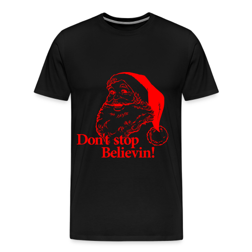 Beleivin - Men's Premium T-Shirt