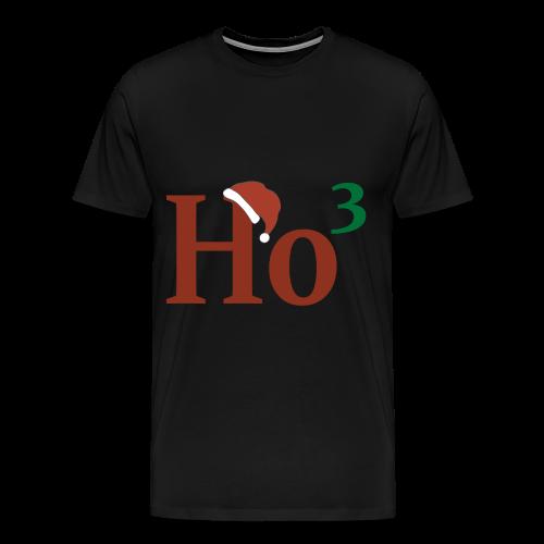 Ho cubed - Men's Premium T-Shirt
