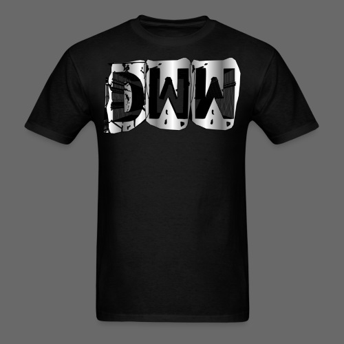 DWW Logo T-Shirt  - Men's T-Shirt