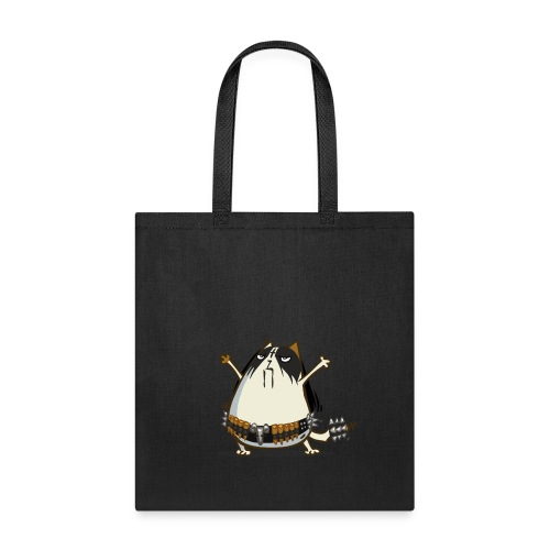 Metalcat — Friday Cat №29 - Tote Bag