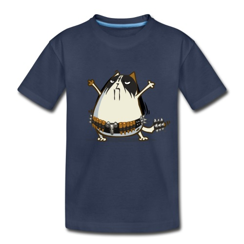 Metalcat — Friday Cat №29 - Kids' Premium T-Shirt