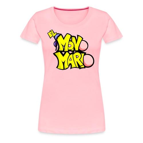 T-Shirt Mujer Logo MM - Women's Premium T-Shirt