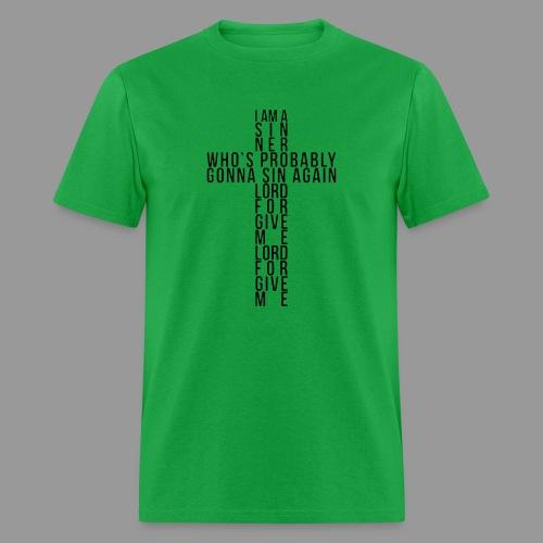 I'm a Sinner - Men's T-Shirt