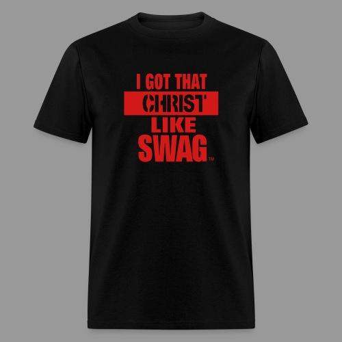 Christ Like Swag - Men's T-Shirt