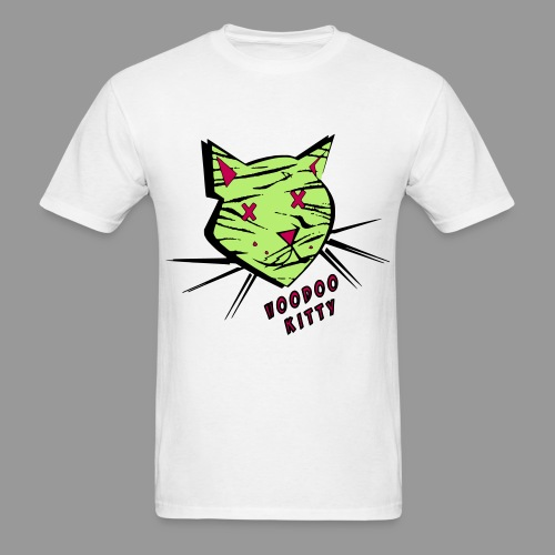 Voodoo Kitty - Men's T-Shirt