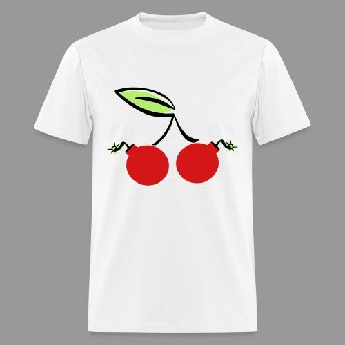 Cherry Bomb - Men's T-Shirt