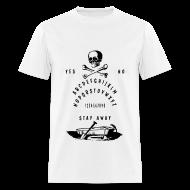 T-Shirts ~ Men's T-Shirt ~ Talking Board