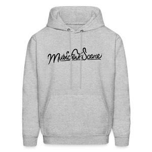 MusicFourScore Ash Hoodie - Men's Hoodie