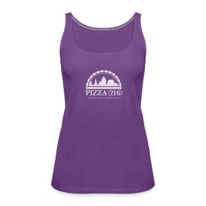 Pizza (216) Tank (W) - Women's Premium Tank Top