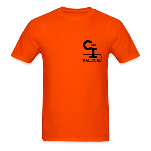 CI SLOGAN  - Men's T-Shirt