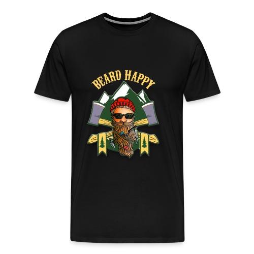 Retro T Shirt - Men's Premium T-Shirt
