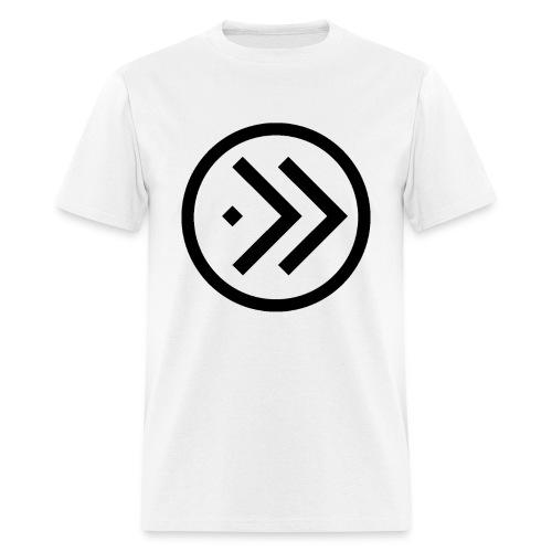 Ducky Digital Black - Men's T-Shirt