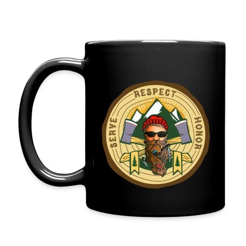 2 Sided Coffee Mug - Full Color Mug