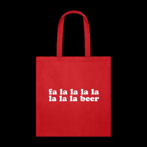 Beer Funny Christmas - Tote Bag