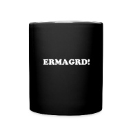 Mugs & Drinkware ~ Full Color Mug ~ ERMAGRD Coffee Mug