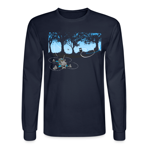 Racing 250's LST - Men's Long Sleeve T-Shirt