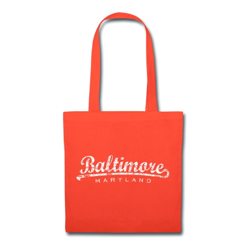 Baltimore, Maryland Bag - Tote Bag