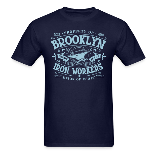 Union Iron - Men's T-Shirt