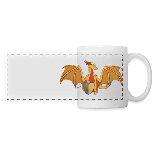 +10 to Fire Resist | Wrap Mug - Panoramic Mug