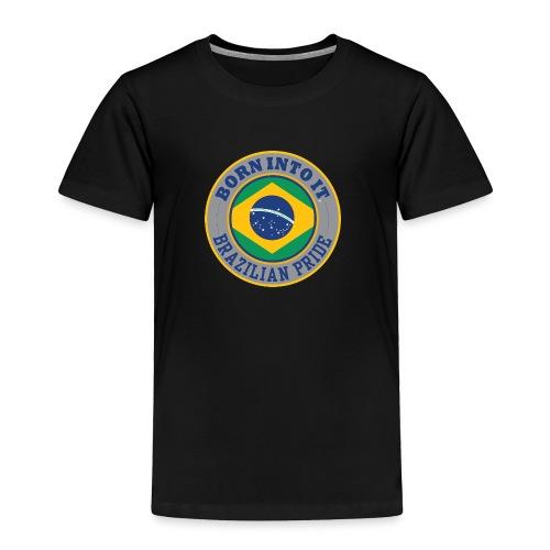 brazil - Toddler Premium T-Shirt