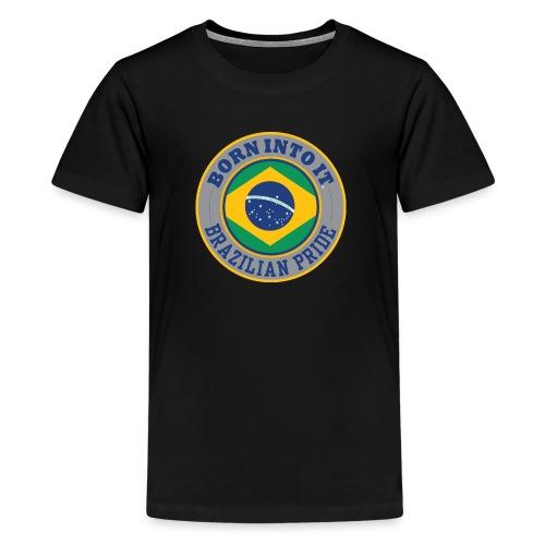 brazil - Kids' Premium T-Shirt