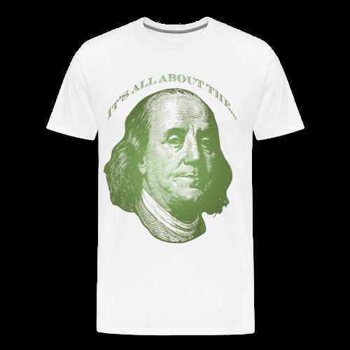 Franklin - Men's Premium T-Shirt